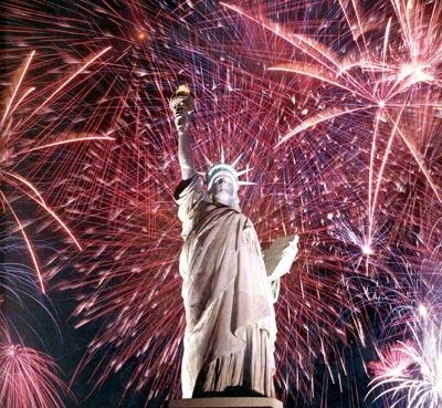 4thofJuly יום עצמאות שמח, או שלא....